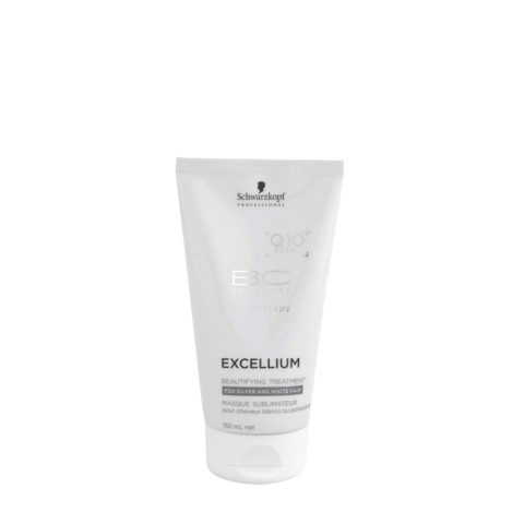 Schwarzkopf BC Excellium Beautifying Silver Treatment 150ml