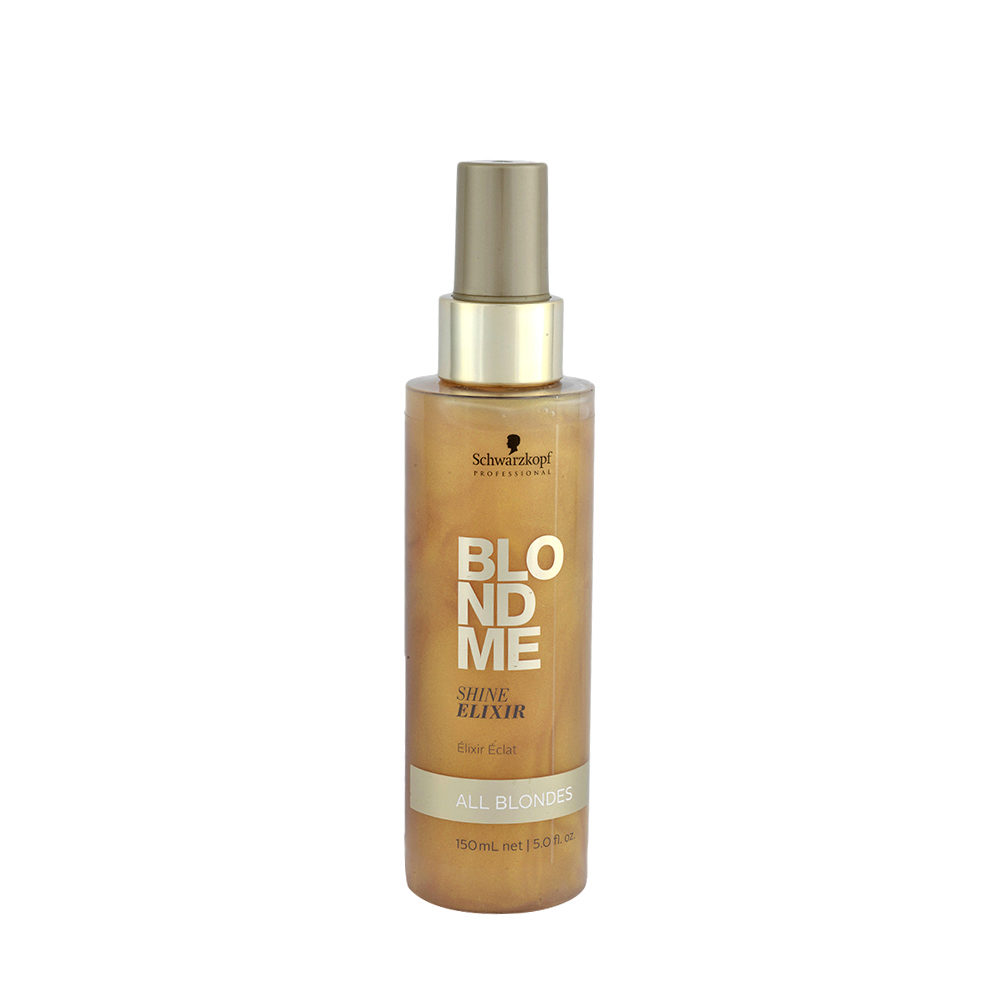 Schwarzkopf Blond Me Shine Elixir 150ml  - serum éclairant