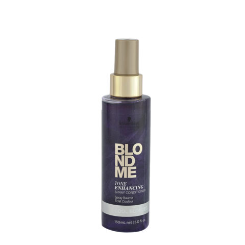 Schwarzkopf Blond Me Tone Enhance Spray Conditioner 150ml - spray anti-soleil