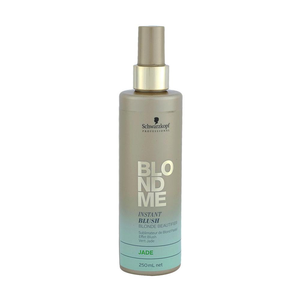 Schwarzkopf Blond Me Instant Blush Jade 250ml