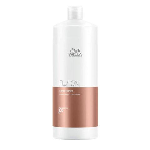 Wella Fusion Conditioner 1000ml - après-shampooing réparation intense