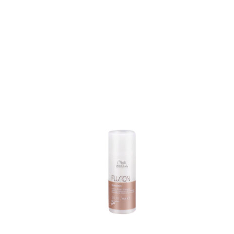 Wella Fusion Shampoo 50ml - shampooing réparation intense