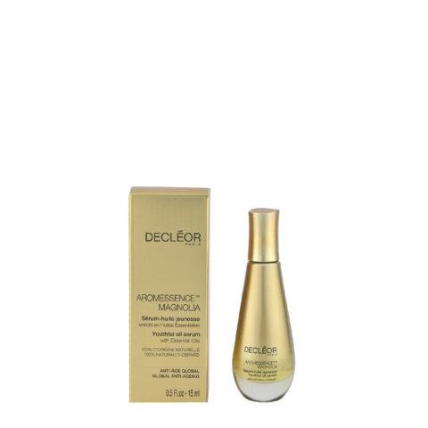 Decléor Orexcellence Aromessence Sérum-huile Jeunesse Magnolia 15ml