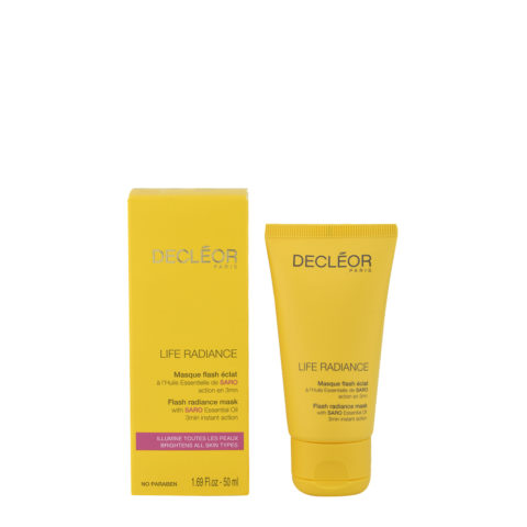 Decléor Life Radiance Masque Flash éclat 50ml