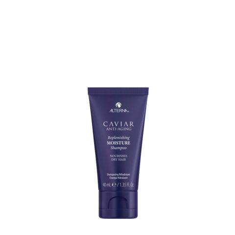Alterna Caviar Moisture Anti aging shampoo 40ml - shampooing