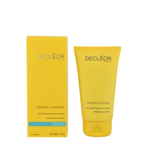 Decléor Aroma Dynamic Gel tonifiant fraîcheur circulagel 150ml - Gel tonifiant pour les jambes