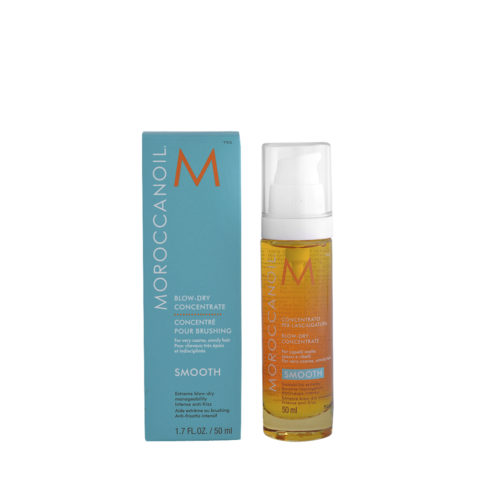 Moroccanoil Blow dry Concentrate 50ml - Concentré anti-frisottis