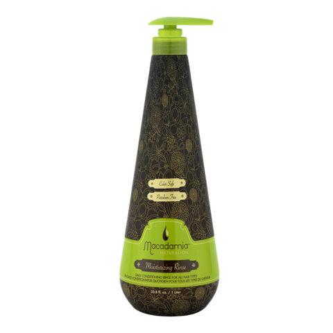 Macadamia Moisturizing rinse conditioner 1000ml - après shampooing