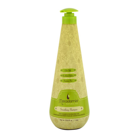 Macadamia Smoothing Shampoo 1000ml - shampooing