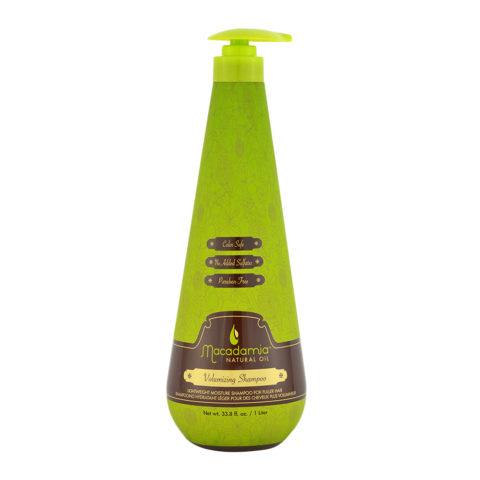 Macadamia Volumizing Shampoo 1000ml - shampooing