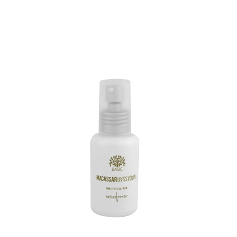 Naturalmente Basic Macassar mineral vegetal Reconstructing Fluid  50ml
