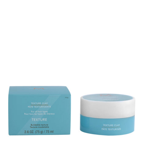 Moroccanoil Styling Texture Clay 75ml - pâte texturisante finition mate