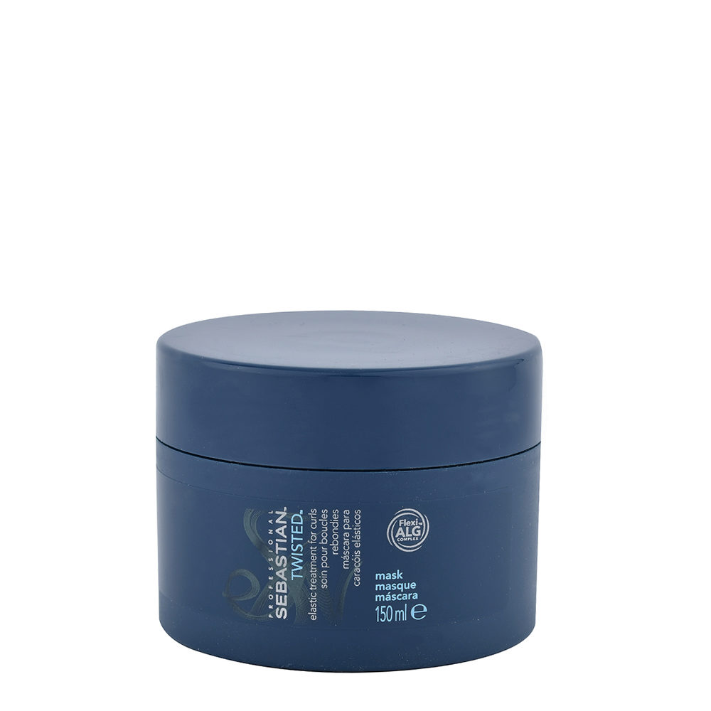 Sebastian Twisted Mask 150ml - soin pour boucles rebondies