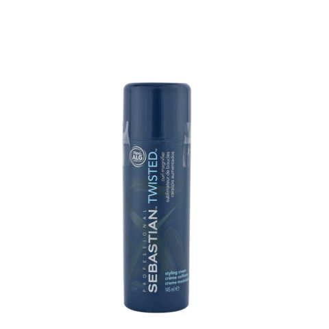 Sebastian Twisted Styling Cream 145ml - sublimateur de boucles