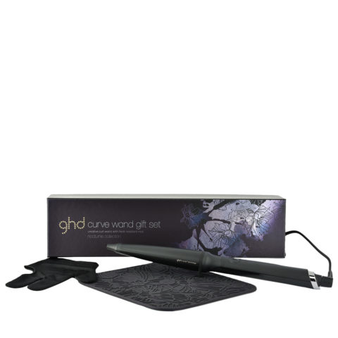 GHD Fers à lisser Nocturne Collection Curve Wand Gift Set