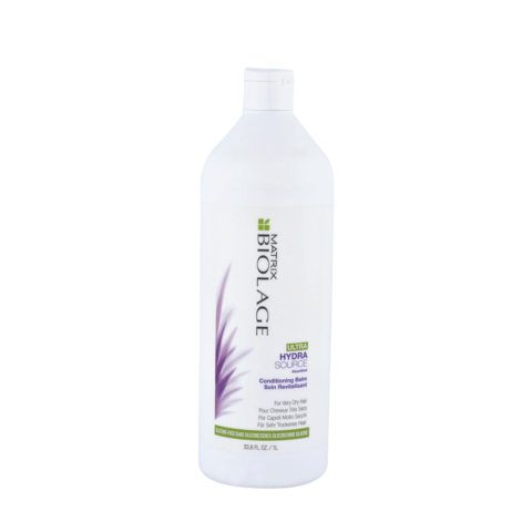 Biolage Ultra Hydrasource Conditioning balm 1000ml
