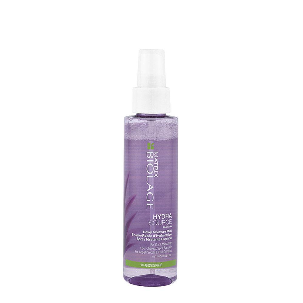 Matrix Biolage Hydrasource Dewy Moisture Mist 125ml - spray hydratant