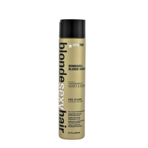 Blonde Sexy Hair Sulfate-Free Bombshell Blonde Shampoo 300ml