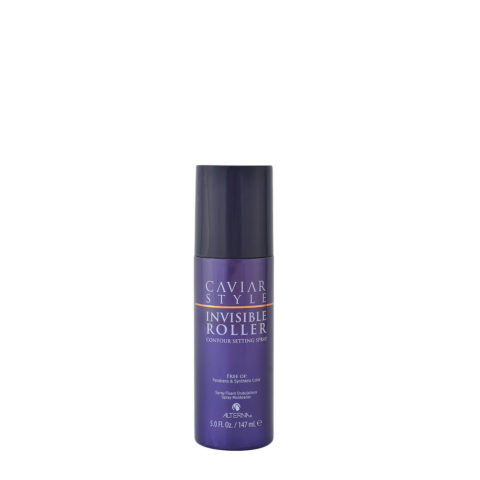 Alterna Caviar Style Invisible Roller Contour Setting Spray 147ml Spray de modelage boucles et ondulations