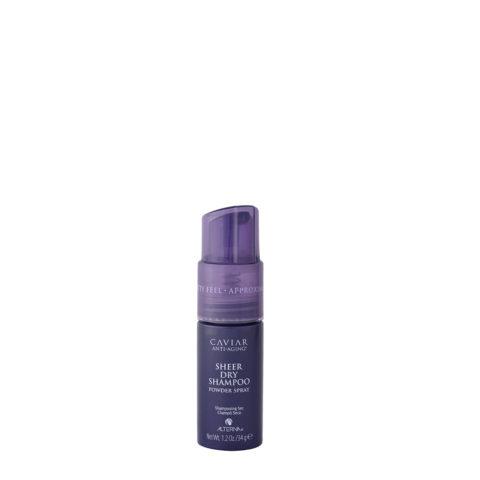 Alterna Caviar Style Sheer Dry Shampoo 34gr shampooing en sec