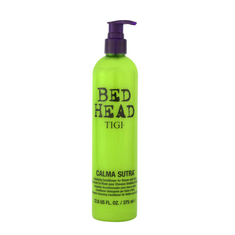 Tigi Bed Head Ricci Calma Sutra Cleansing Conditioner 375ml - Après-shampooing