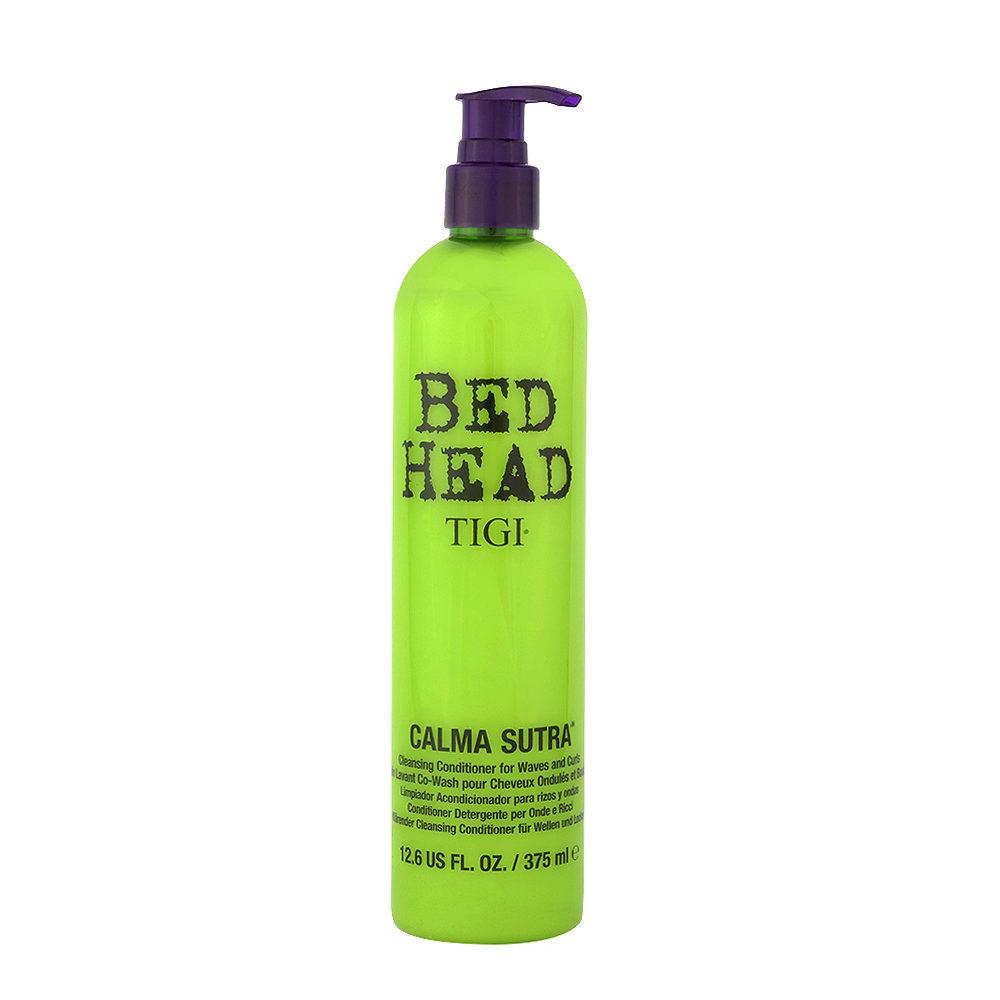 Tigi Bed Head Ricci Calma Sutra Cleansing Conditioner 375ml - Après-shampooing