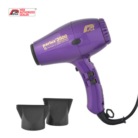 Parlux 3500 Supercompact viola - sèche-cheveux
