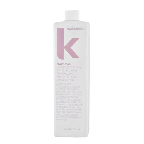 Kevin murphy Shampoo angel wash 1000ml - Shampooing pour cheveux fins