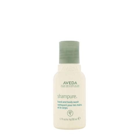 Aveda Shampure™ Hand & Body Wash 50ml  - nettoyant pour les mains et le corps