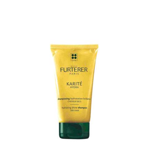 René Furterer Karité Masque Hydratation Brillance 30ml - crème revitalisante intense