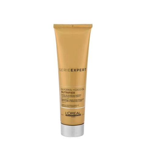 L'Oreal Nutrifier Creme Brush 150ml - crème de protection thermique