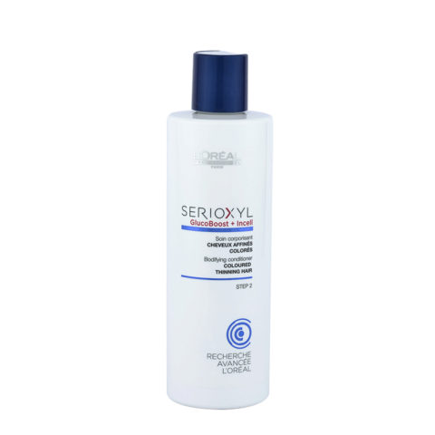 L'Oreal Serioxyl Bodifying conditioner cheveux colorés 250ml