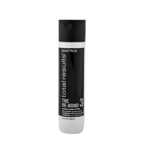 Matrix Total Results The Re-bond 3 Conditioner 300ml - Après-shampooing - reconstruction post-décoloration