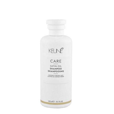 Keune Care line Satin oil Shampooing 300ml - Shampooing Huile