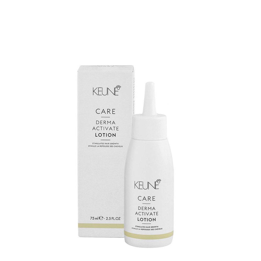 Keune Care line Derma Activating lotion 75ml - Lotion Antichute