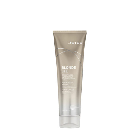 Joico Blonde Life Brightening Conditioner 250ml - baume pour cheveux blonds