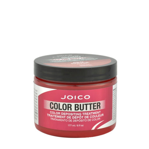 Joico Color Butter Red 177ml - masque de couloer rouge temporaire