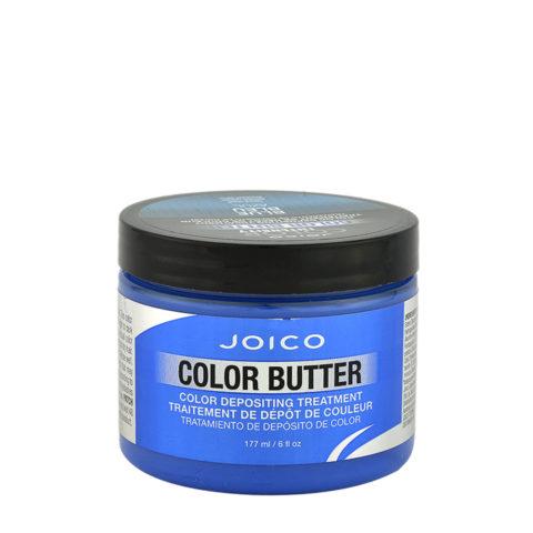 Joico Color Butter Blue 177ml - masque de couleur vert temporaire