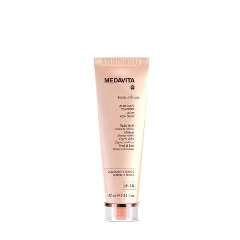 Medavita Huile d'etoile Velvet Body cream 150ml - crème pour le corps