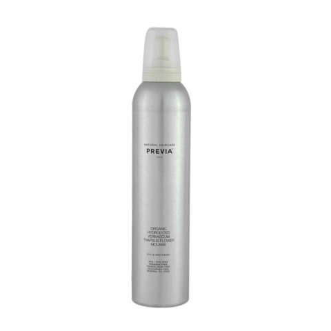 Previa Finish Organic Hydrolized Verbascum Thapsus Flower Mousse 300ml