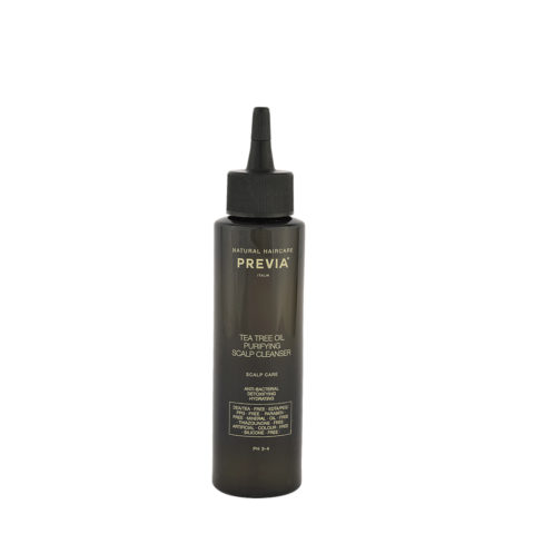 Previa Tea Tree Oil Purifying Scalp Cleanser 100ml
