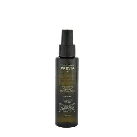 Previa Tea Tree Oil Purifying Leave-In Lotion 100ml - lotion purifiante