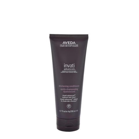 Aveda Invati advanced™ Thickening conditioner 200ml - épaississement pour les cheveux fins