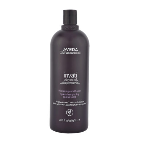 Aveda Invati advanced™ Thickening conditioner 1000ml - épaississement pour cheveux fins