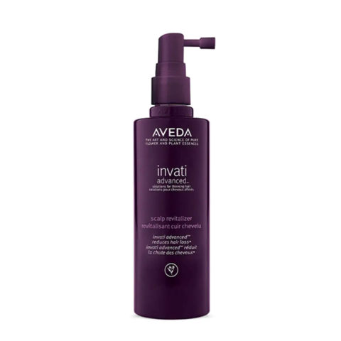 Aveda Invati advanced™ Scalp revitalizer 150ml - traitement renforçant pour cheveux fins