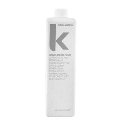 Kevin Murphy Conditioner Stimulate-me rinse 1000ml - Après-shampooing revitalisant