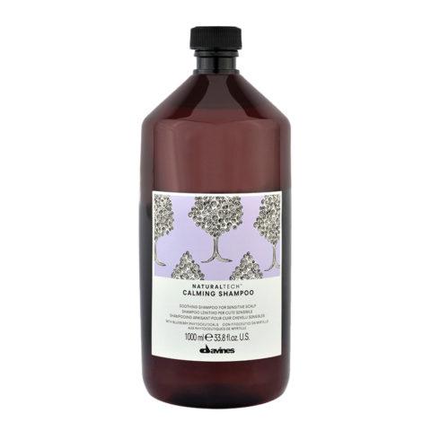 Davines Naturaltech Calming Shampoo 1000ml - Shampoing apaisant