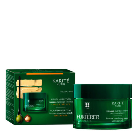 René Furterer Karité Intense Nourishing Mask 200ml - Masque nutrition intense
