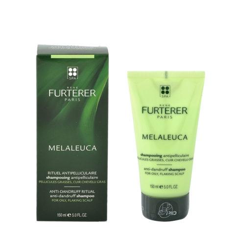 René Furterer Melaleuca Shampooing Antipelliculaire 150ml - Pellicules Grasses