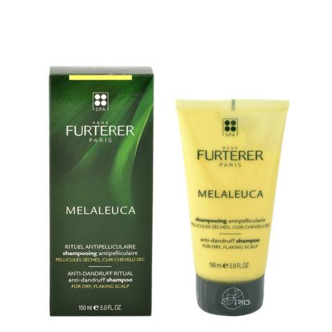 René Furterer Melaleuca Antidandruff Shampoo 150ml - Pellicules Sèches